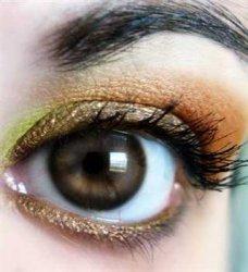 Мейкап для коричневых глаз